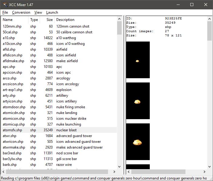 XCC Utilities 1.47